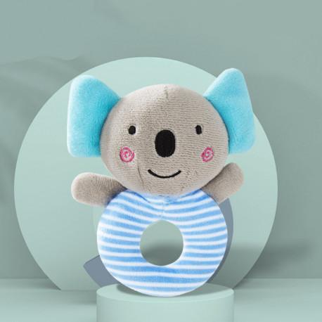 Мягкая игрушка-погремушка Коала