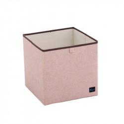 Складной ящик. Розовый.