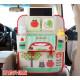 Органайзер для автомобиля, детский, красный IPAD пикник.