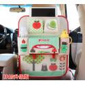 Органайзер для автомобиля, детский, красный. Пикник. IPAD
