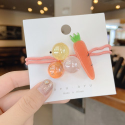 Резинка 1 шт. Морковка.