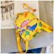 Мини-рюкзак , детский рюкзак, желтый. Эра динозавров.