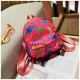 Мини-рюкзак , детский рюкзак, розовый. Эра динозавров.