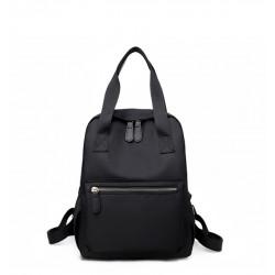 Рюкзак , сумка-рюкзак. Черный стиль.
