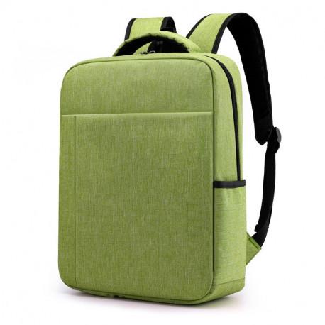 Рюкзак городской, школьный, мужской, женский. Фисташка.