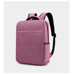 Рюкзак городской, школьный, мужской, женский. Пурпур.
