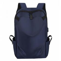 Рюкзак городской, школьный, мужской, женский. Темно-синий.