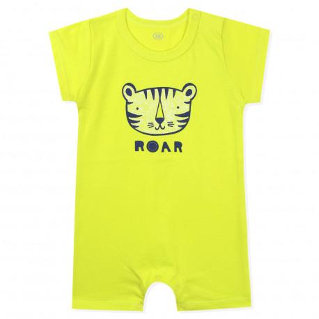 Песочник детски, салатовый. Малыш тигрёнок.