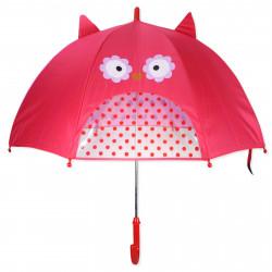 Детский зонтик, розовый. Совунья.