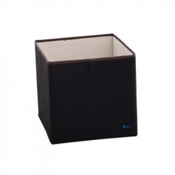 Складной ящик для хранения, черный.