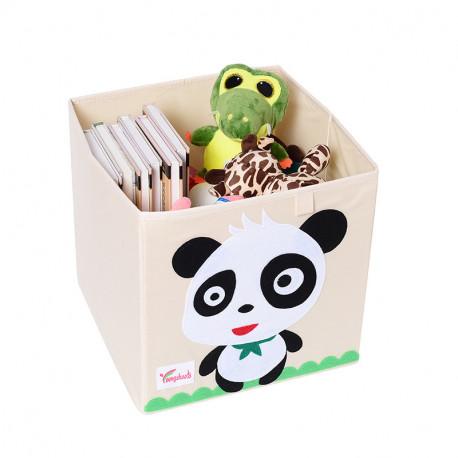 Складной ящик для игрушек. Тигренок.
