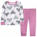 Пижама для девочки, розовая. Сказочные мышки.