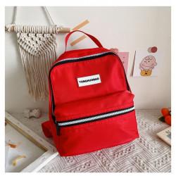 Рюкзак, мини-рюкзак, городской рюкзак, красный. Мини.