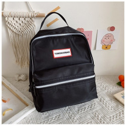 Рюкзак, мини-рюкзак, городской рюкзак, черный. Мини.