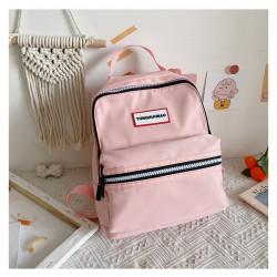 Рюкзак, мини-рюкзак, городской рюкзак, розовый. Мини.