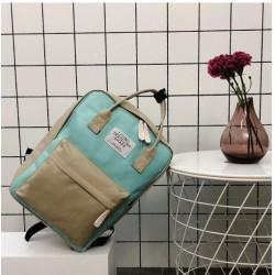 Рюкзак, городской рюкзак, мятный. Путешествия.