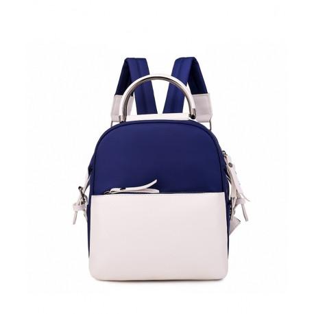 Рюкзак, городской рюкзак, синий. Тренд.