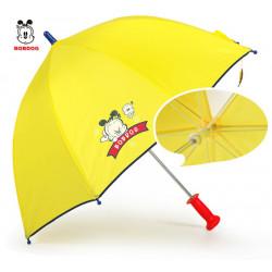 Детский зонтик, желтый. Dog