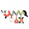 Мягкая подвеска спираль Панда
