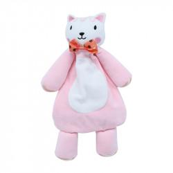 Мягкая игрушка Кошка в бабочке