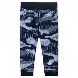 Штаны для мальчика, темно-синие. Камуфляж.