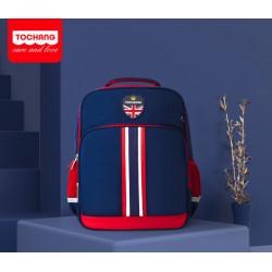 Рюкзак для мальчика, темно-синий. School.