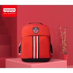 Рюкзак для мальчика, красный. School.