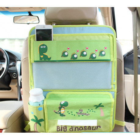 Органайзер для автомобиля, детский. Дино