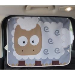 Защитная шторка для автомобиля. Барашек.