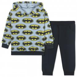 Костюм для мальчика, серый. Мистер Бэтмен.