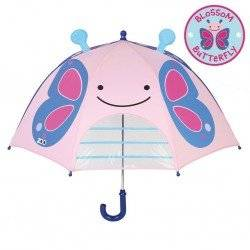 Уценка (дефекты)! Детский зонтик. Бабочка. Skip Hop Zoo.