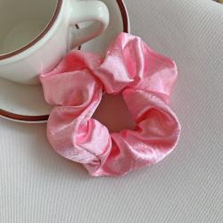 Резинка, розовая. Нежный атлас.
