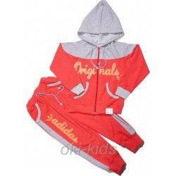 Спортивный костюм для девочки «Грация»