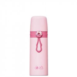 Термос детский, термос, розовый. Пончик. 350 мл.