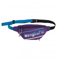 Сумка детская, поясная сумка, фиолетовая. MengKuPal.