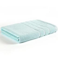 Полотенце банное, мятное. Комфорт. 70*140 см. Микрофибра.