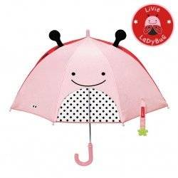 Уценка (дефекты)! Детский зонтик Божья коровка. Skip Hop Zoo