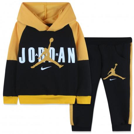 Костюм для мальчика, желтый. Джордан.