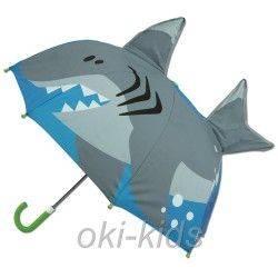 Детский зонтик 3D Акула