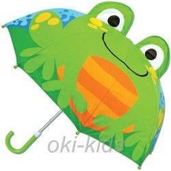 Детский зонтик 3D Лягушка. Stephen Joseph