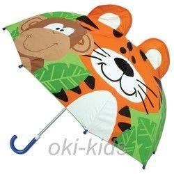 Детский зонтик 3D Тигренок. Stephen Joseph
