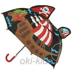 Детский зонтик 3D Корабль