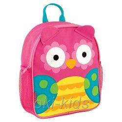 Детский рюкзак. Сова. Маленький.