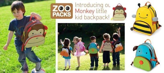 Рюкзаки Skip hop для деток